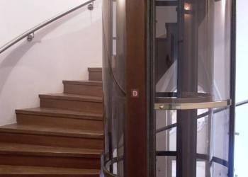 Монтаж индивидуальных лифтов